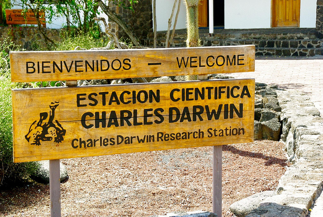 Darwin Reserach Center in the Galapagos Islands