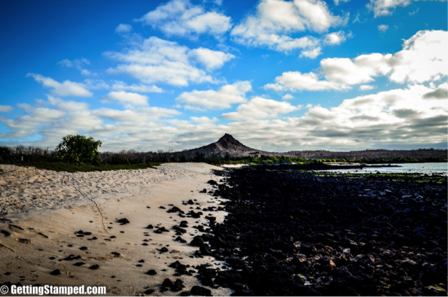 land of the galapagos islands