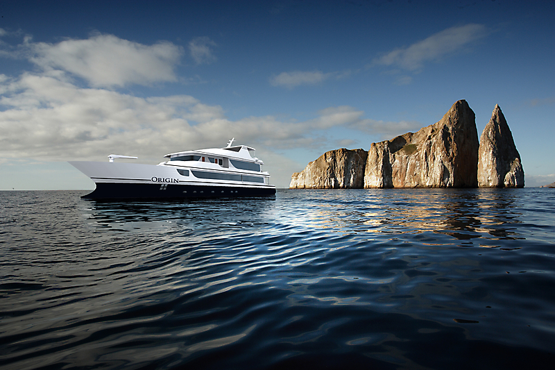 origin-exterior choosing a Galapagos Cruise