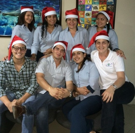 christmas and new years eve in the galapagos